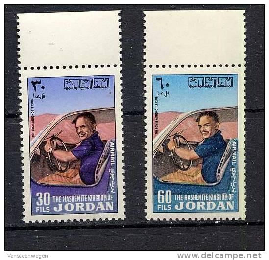 Jordanie Y&T PA 59/60 ** - Jordanie