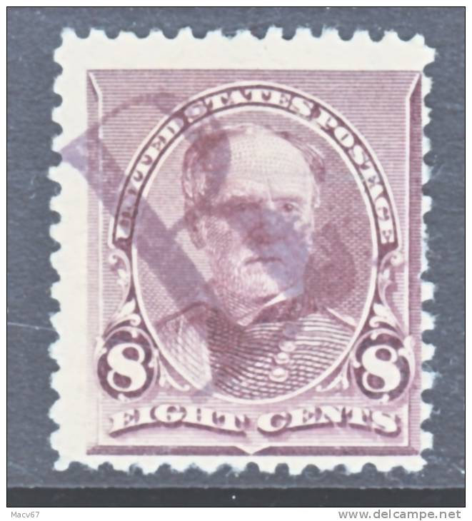 US 225   (o) - 1847-99 General Issues