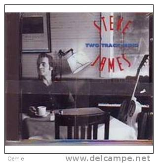 STEVE JAMES °° TWO TRACK MIND  //   CD 13 TITRES - Country & Folk