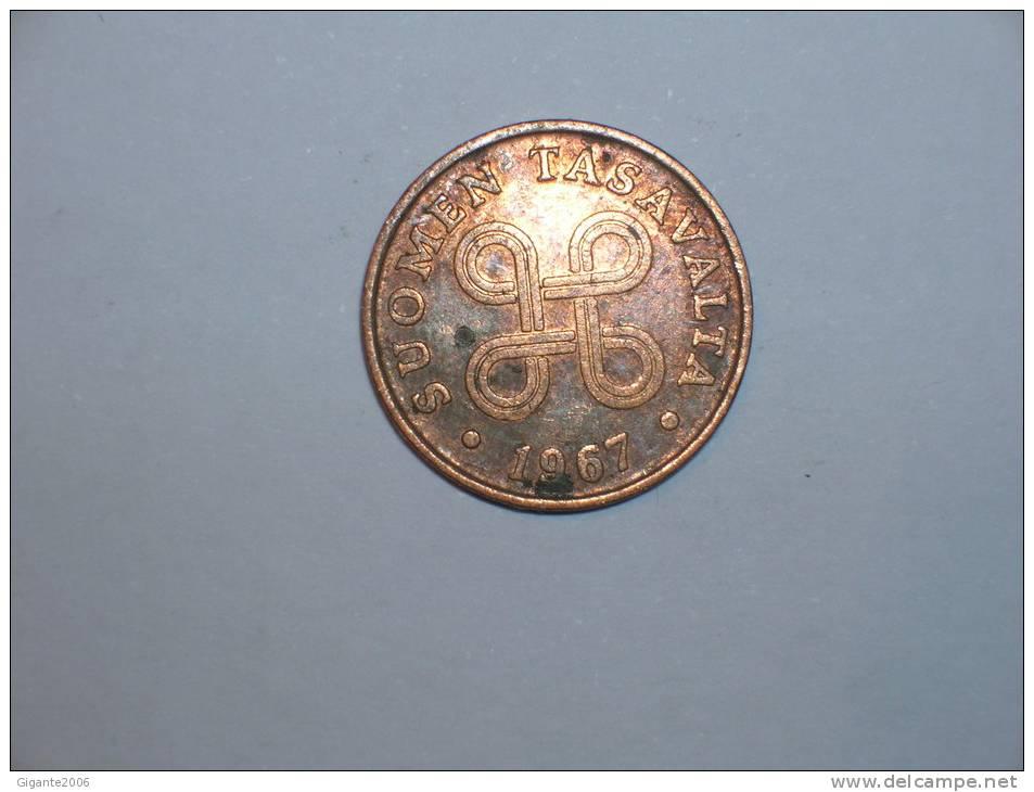 1 Penia 1967 (2494) - Finlandia