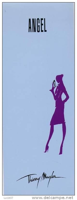 Achat Immédiat  Publicité Et Photo Du  Ressourçable  ANGEL   Thierry MUGLER - Livres