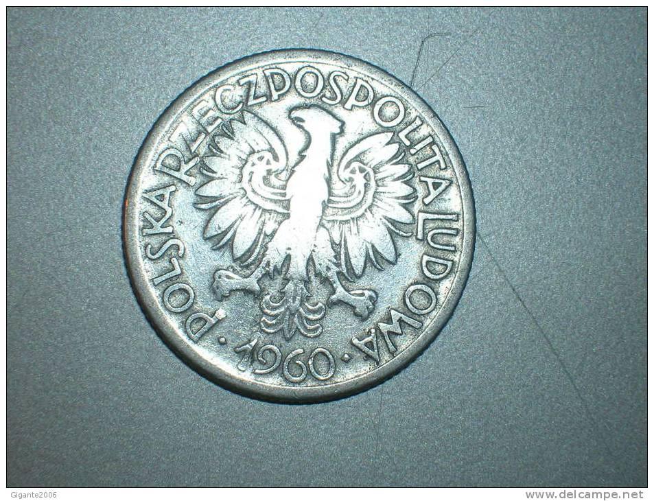 2 Zloty 1960 (1591) - Pologne