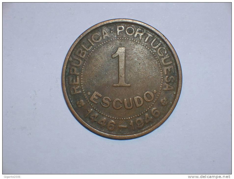 1 Escudo 1946 (2515) - Guinea Bissau
