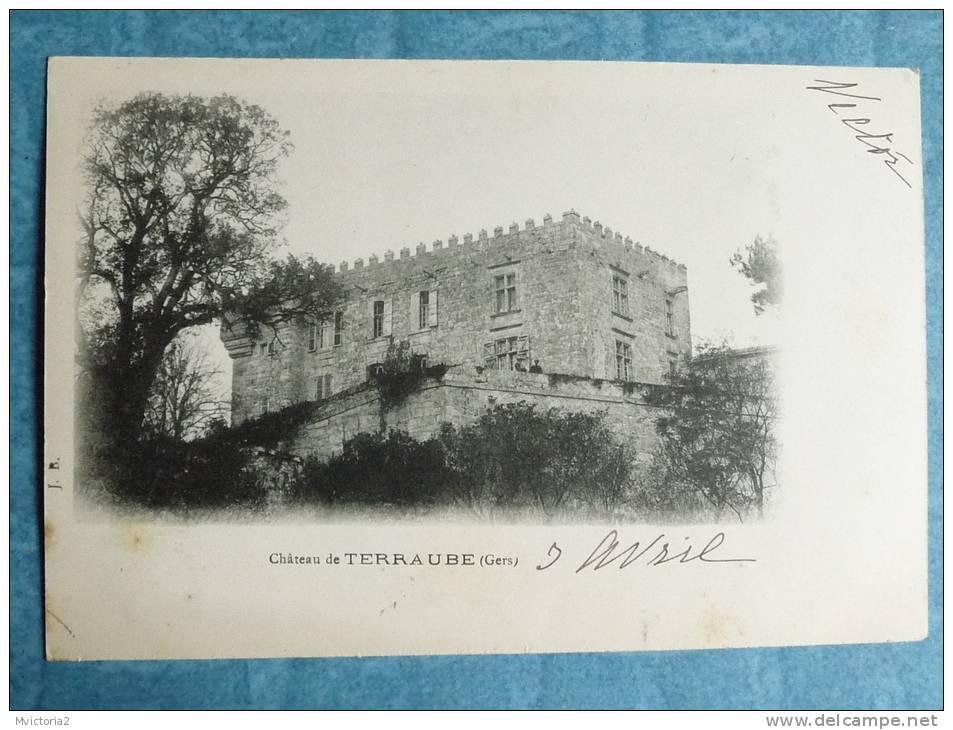 Chateau De TERRAUBE - Non Classés
