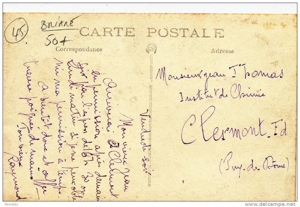 BRIARE - Carte Photo Fête Sportive Du 18 Mai 1919 - Une Petite Partie De L'Orchestre Et Femmes Briaroises - Briare