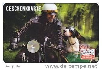 Germany - Allemagne - Fressnapf -  Dog - Hund - Carte Cadeau - Carta Regalo - Gift Card - Geschenkkarte - Gift Cards