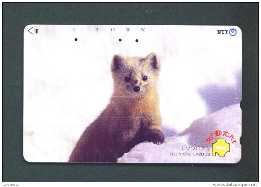 JAPAN  -  Magnetic Phonecard As Scan (430-174) - Japan