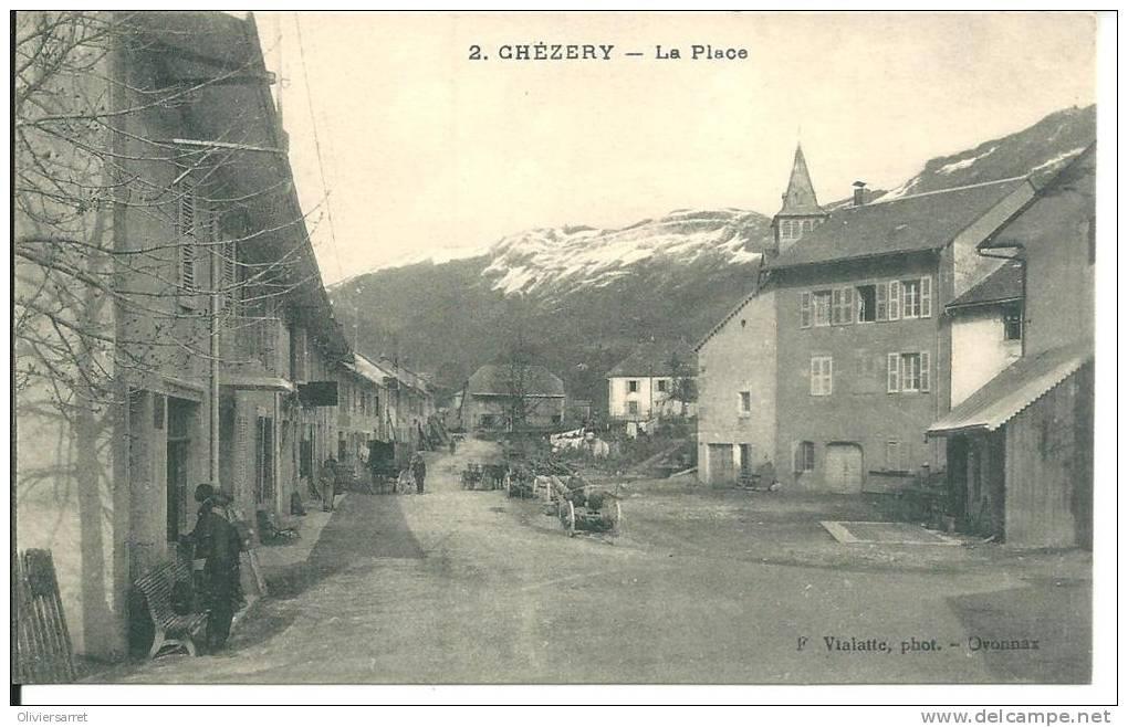 Chézery La Place - Francia