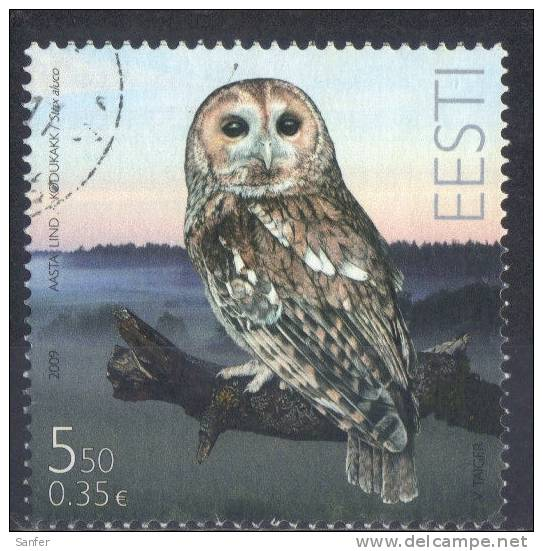 Estonia  -  2009  -  ( Usado ) - Estonie