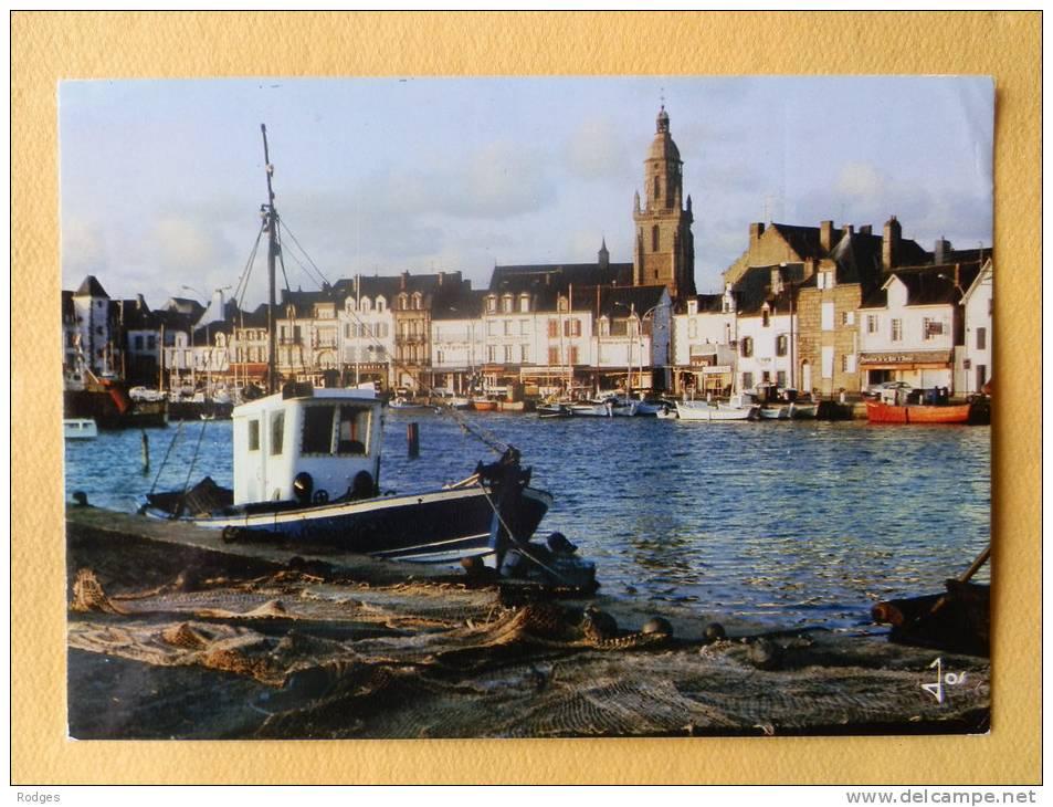 Dep 44 , Cpm  Le CROISIC , La Bretagne En Couleurs , MX9526 , Marée Haute Sur Le Port  (89) - Le Croisic