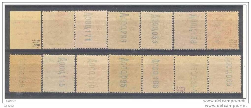 ES455-3790TISC -MCES1 .España,Spain Espagne SOCIEDAD DE NACIONES 1929 .(.Ed 455/68**) Sin Charnela LUJO - Sin Clasificación