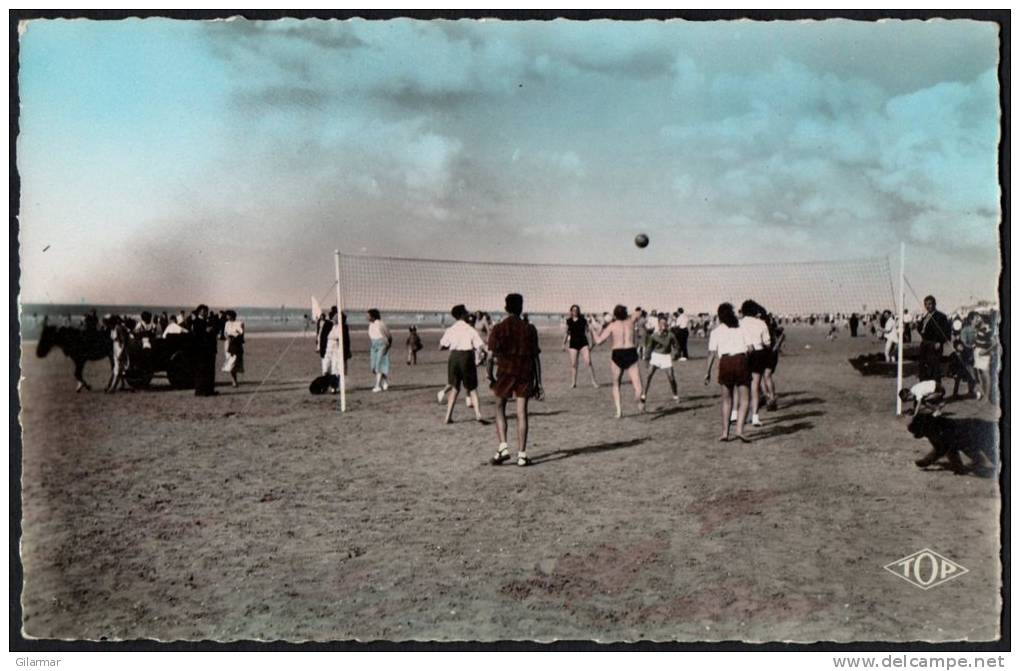 FRANCE - MALO-LES-BAINS (NORD) - BEACH VOLLEY - Volleyball