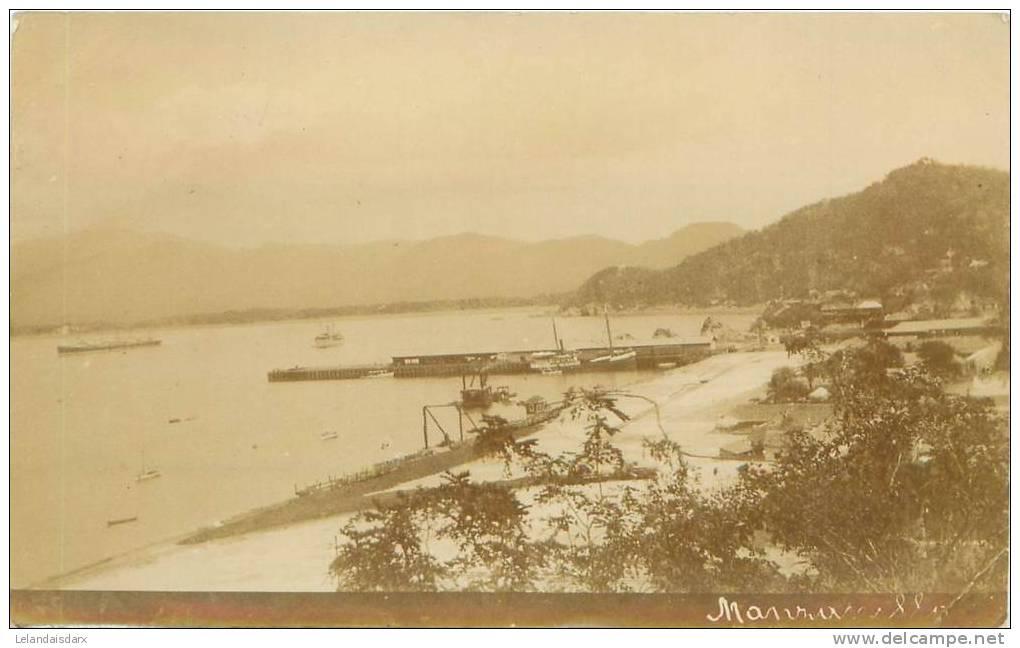 CPA      Photo Mexique Manzanillo  1912      1961 - Foto