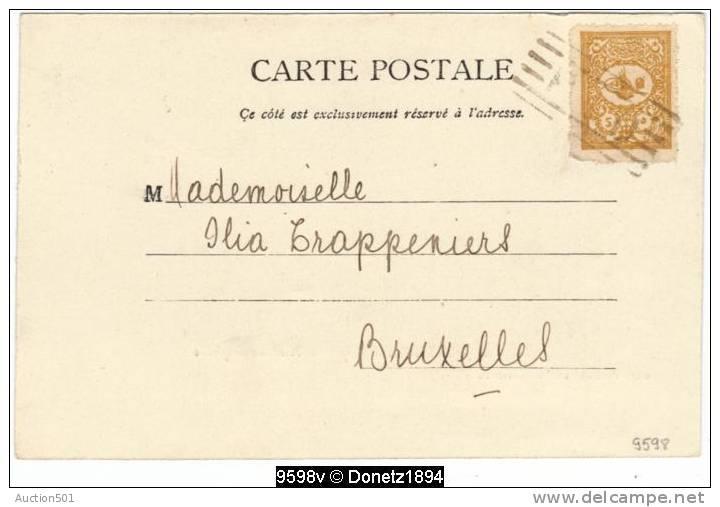 09598g BROUSSE - PONT ABDAL Et Le VILAYET De HUDAVENDIGHIAR - 1903 - Charrette à Boeufs - Turquie