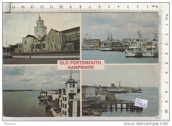 PO3920B# REGNO UNITO - PORTSMOUTH  VG 1979 - Portsmouth
