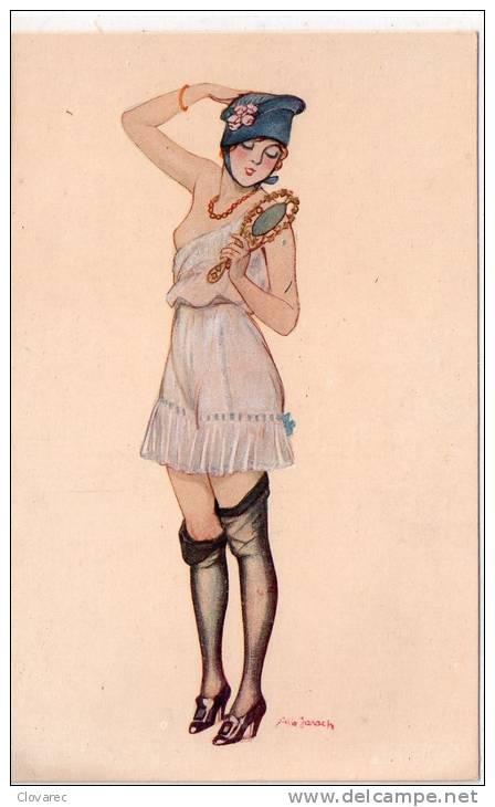 JARACH.A    N°156    RUE DE LA PAIX - Illustrators & Photographers