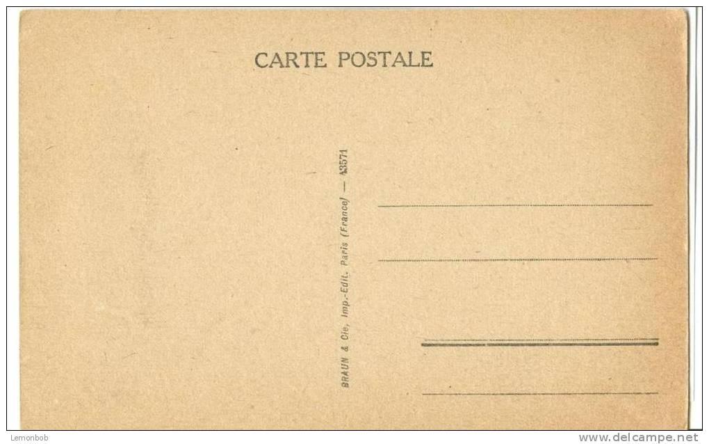 Raphael Sanzio, La Dispute Du Saint Sacrement, Early 1900s Unused Postcard [P9399] - Paintings