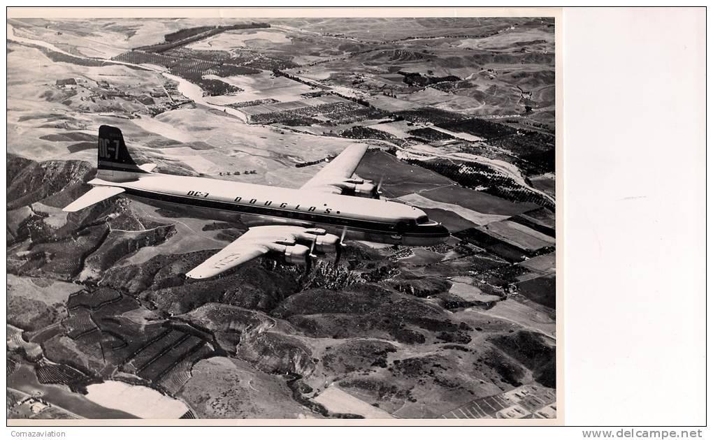 Avion Douglas DC-7B - Aviation Commerciale