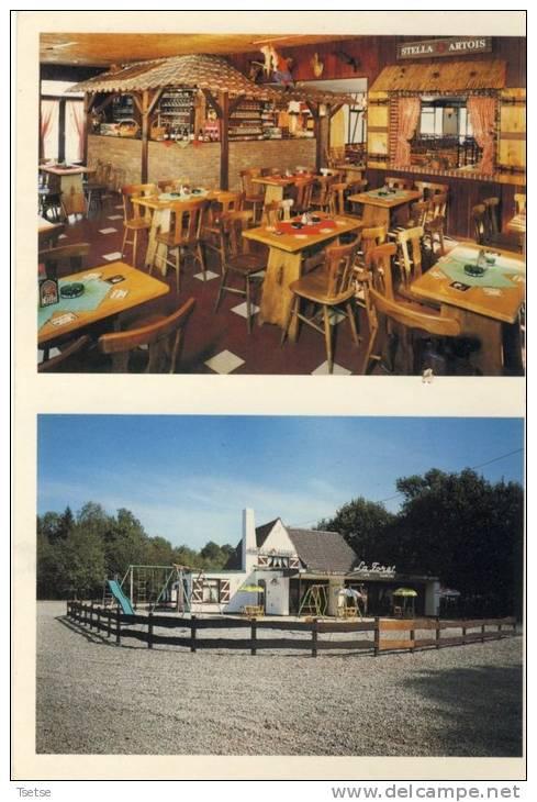 """Ville -Pommeroeul - Café-Dancing  """" La Fôret """" - Bernissart"""