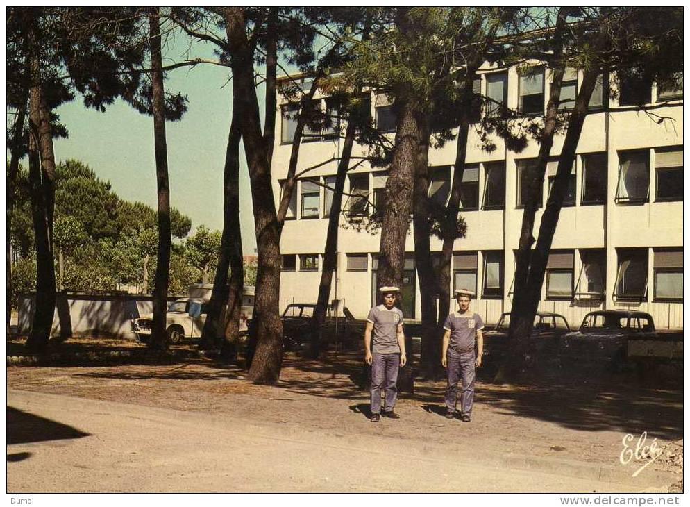 Centre De Formation Marine  D' HOURTIN  -   L' Infirmerie - France