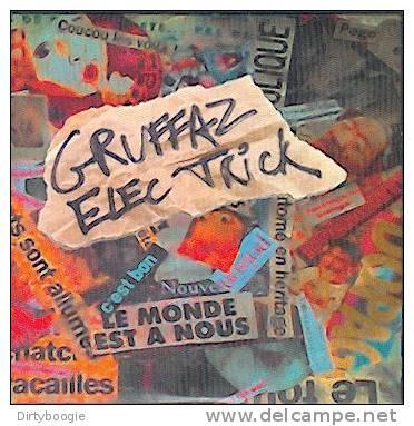 GRUFFAZ ELEC TRICK - CD - VIVA RITA - CHANSON PUNK PSYCHEDELIQUE - Sonstige