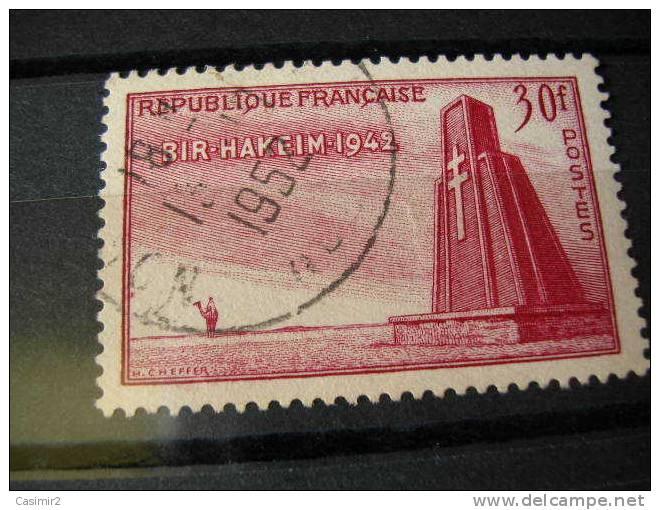 TIMBRE  OBLITERE   YVERT N° 925 - France