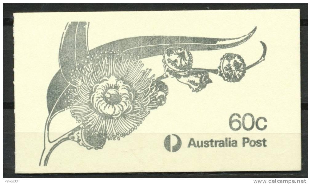 Australien  - MH. 50.     Gestempelt - Markenheftchen