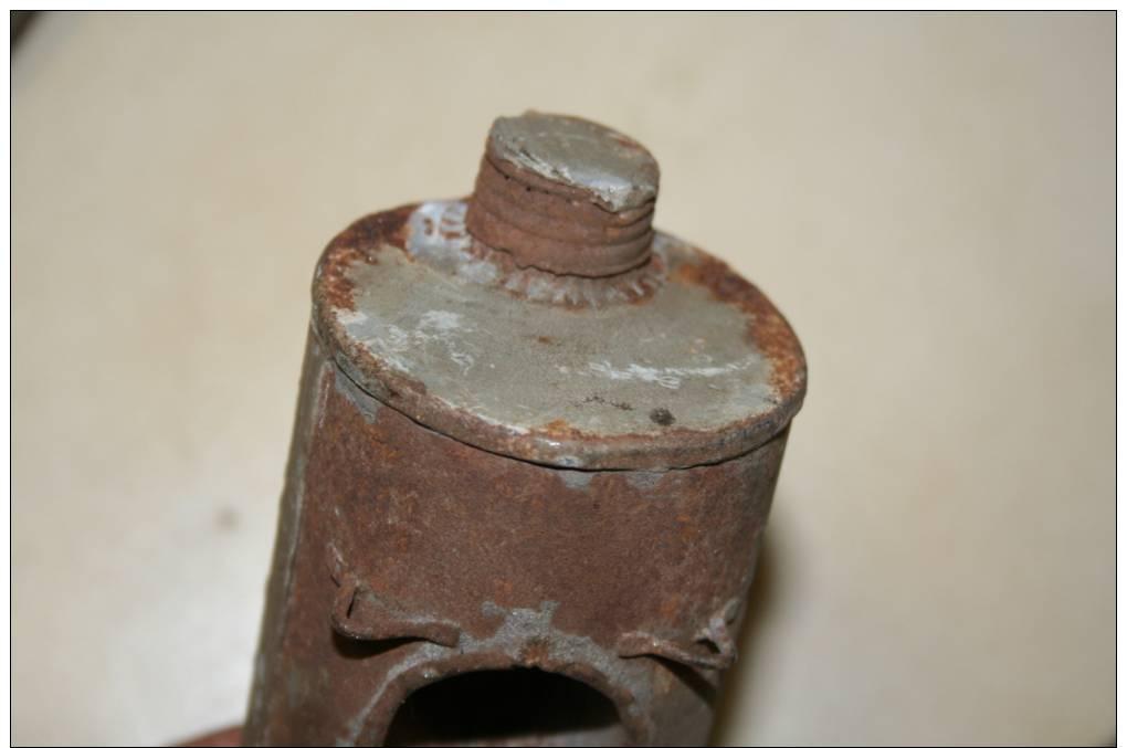 RARE  GRENADE  LAFITTE  INERTE -   FR 1er GM - 1914-18