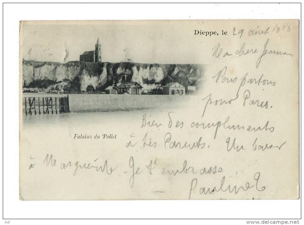 76-139 DIEPPE 1898 - Dieppe