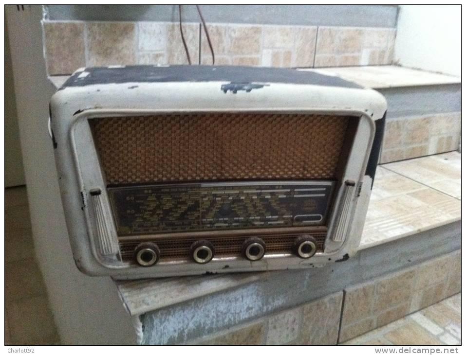 POSTE DE RADIO ANCIEN - Altre Collezioni
