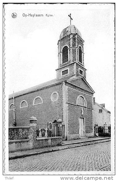 Op-Heylissem 1: Eglise - Hélécine