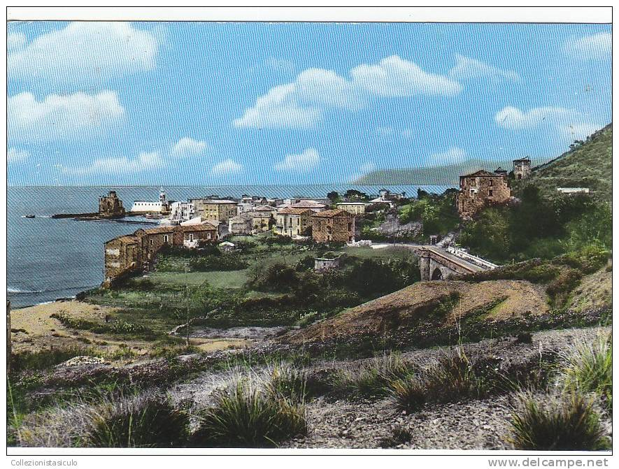 D1207- Acciaroli - Panorama - Salerno -  F.g. Viaggiata - Salerno