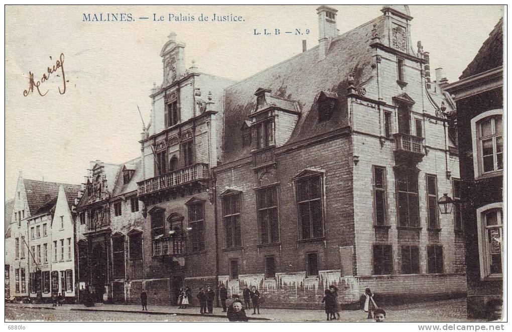 Malines Mechelen - Malines