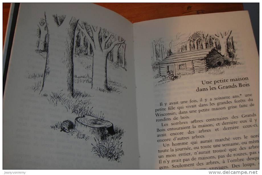 La Petite Maison Dans Les Grands Bois - Laura Ingalls Wilder - 1968. - Bücher, Zeitschriften, Comics