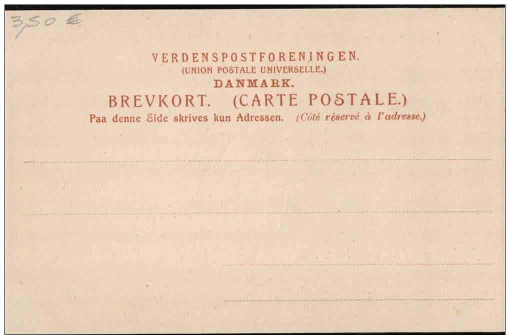 Belle Cpa   DANMARK   Badstuen Frederiksborg  Slot - Danemark