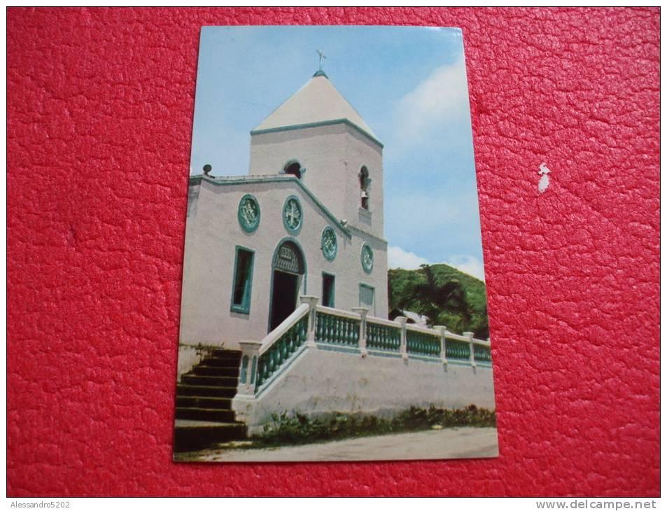 Guam - Umatac Church - Guam
