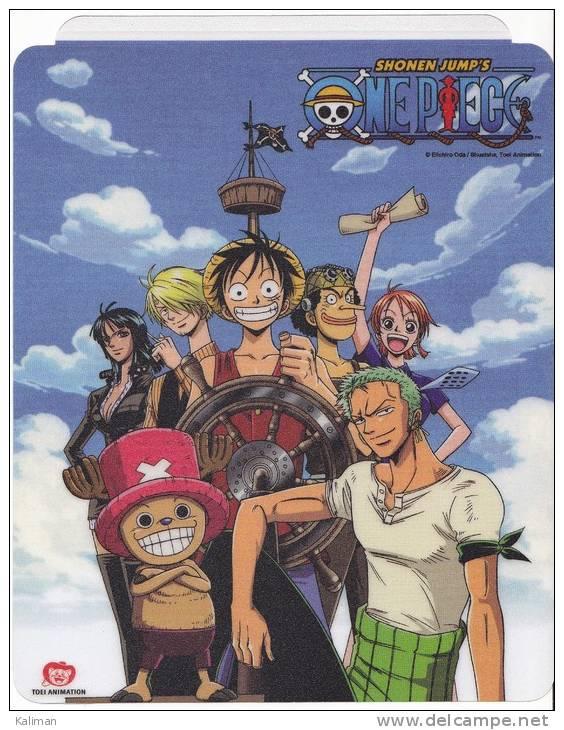 "Tapis De Souris Collector - Manga ""One Piece - Shonen Jump's"" - Figurines"