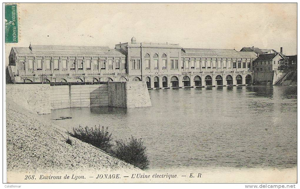 Jonage L Usine Electrique - France