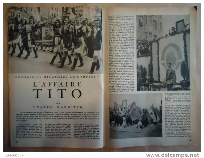 EUROPE AMERIQUE 29 JUILLET 1948 N° 163 - Journaux - Quotidiens