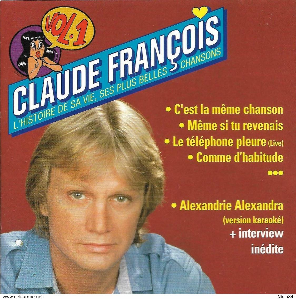 "Claude Francois  ""  L'histoire De Sa Vie  "" - Ohne Zuordnung"