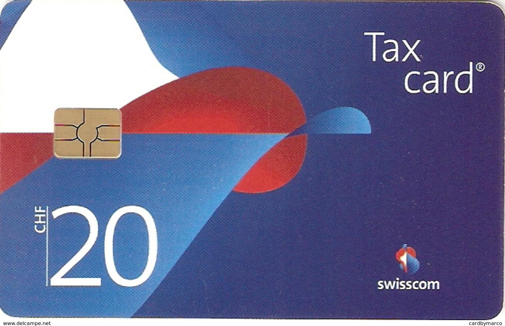 *SVIZZERA - SWISSCOM CORPORATE DESIGN 3* -  Scheda Usata (sc. 05/2011) - Svizzera