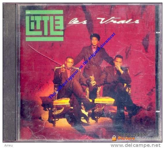 CD - LITTLE - Les Vrais - - Musik & Instrumente