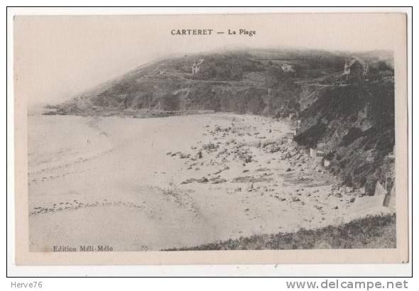 CARTERET - La Plage - Carteret
