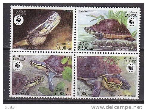 PGL AA0185 - LAOS 2004 WWF ** ANIMAUX ANIMALS - Laos