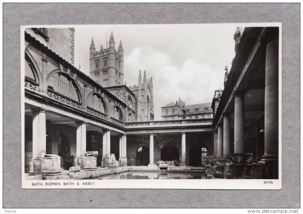 29879    Regno  Unito,  Bath,  Roman  Bath  &  Abbey,  NV - Bath