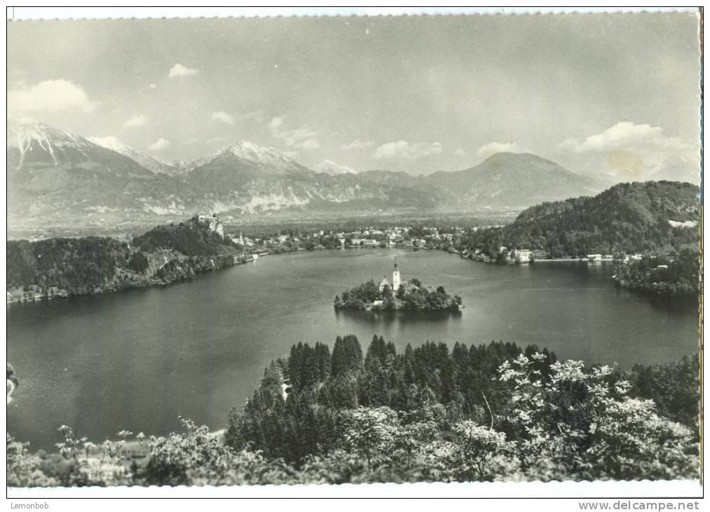 Slovenia, Bled, Used Real Photo Postcard [P9928] - Slovenia