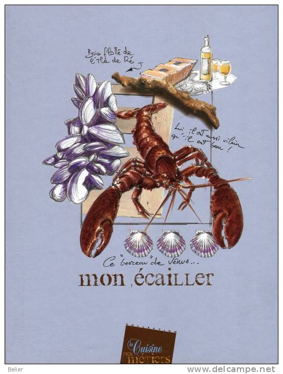 MON ECAILLER - Gastronomía