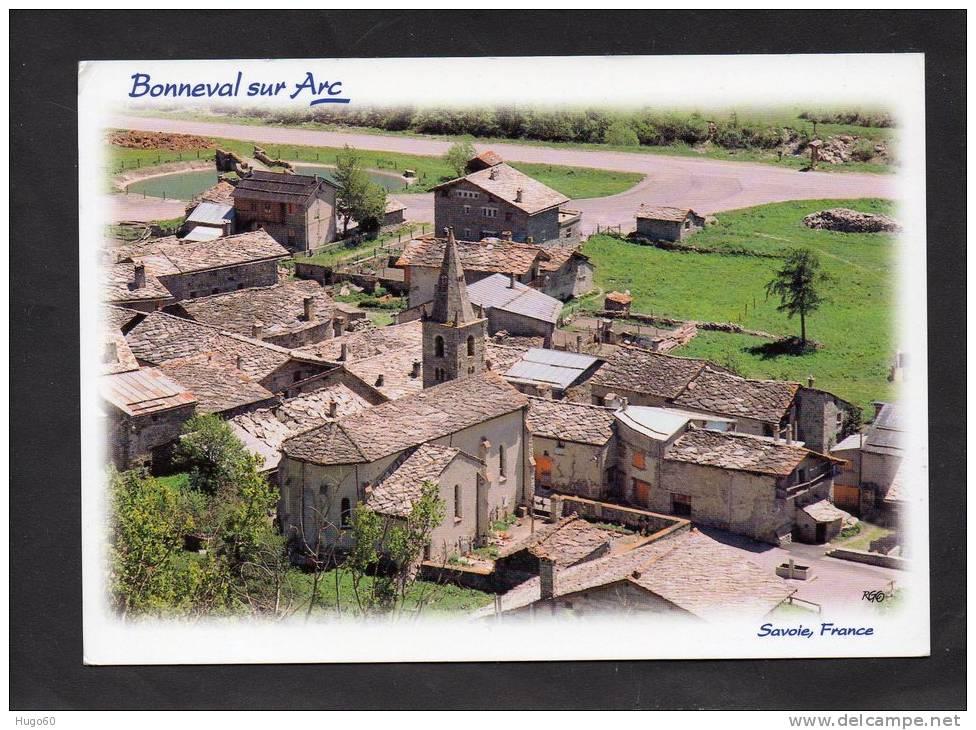 BONNEVAL SUR ARC - Le Coeur Du Village - Bonneval Sur Arc