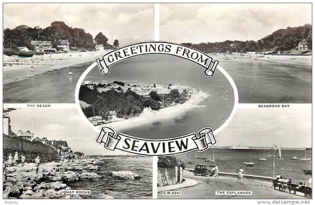SEAVIEW     ISLE OF WIGHT - Angleterre