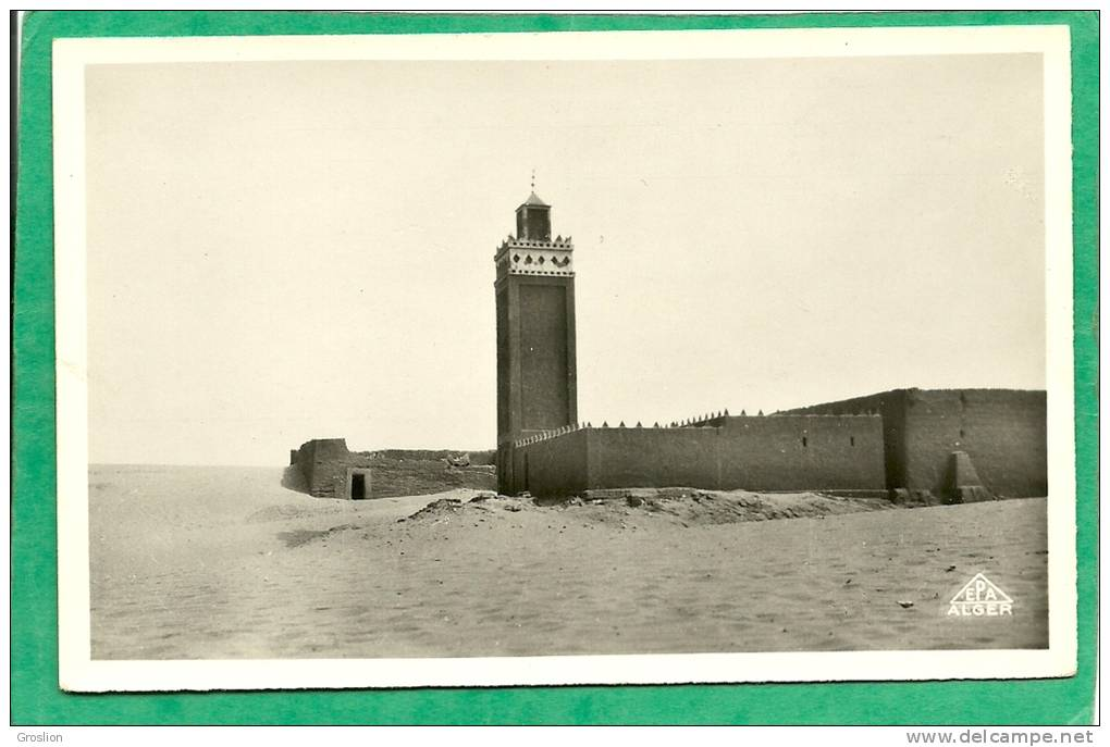 AIN'SALAH   - LA MOSQUEE OULED BAHAMOU  16 - Algérie